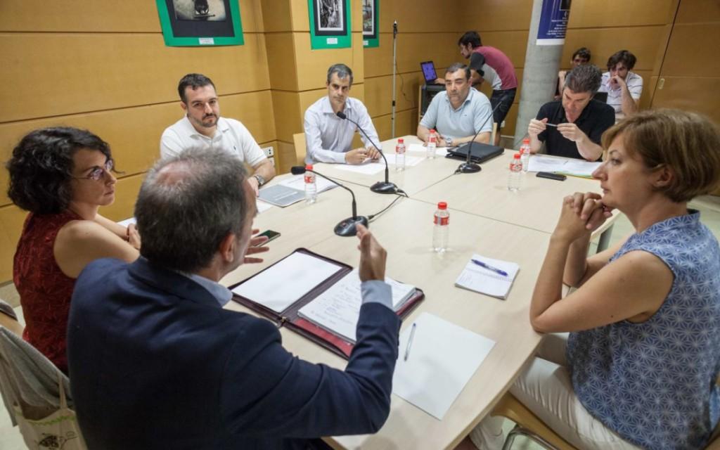 Zaragoza en Común reivindica la participación para las grandes decisiones de ciudad