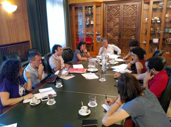 El Ayuntamiento de Zaragoza avanza en su organización del gobierno municipal