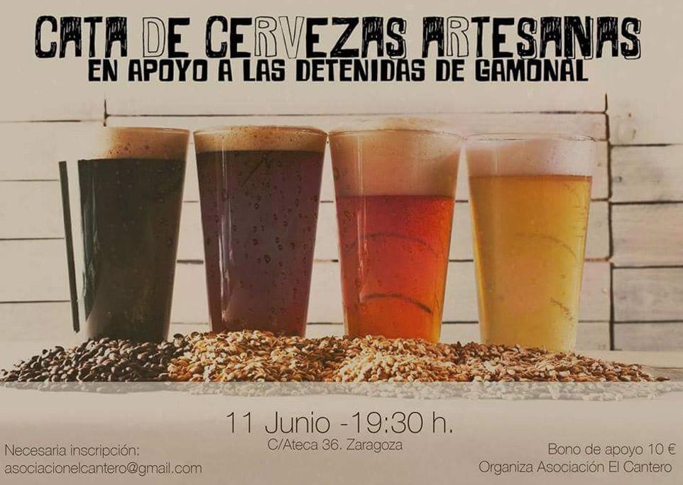 Organizan una cata de cervezas artesanas en apoyo a las detenidas de Gamonal