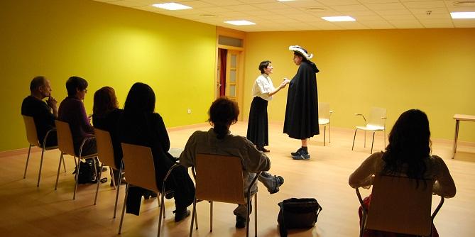 Último fin de semana de la 5º Muestra de Teatro, Danza y Música del Teatro de las Esquinas