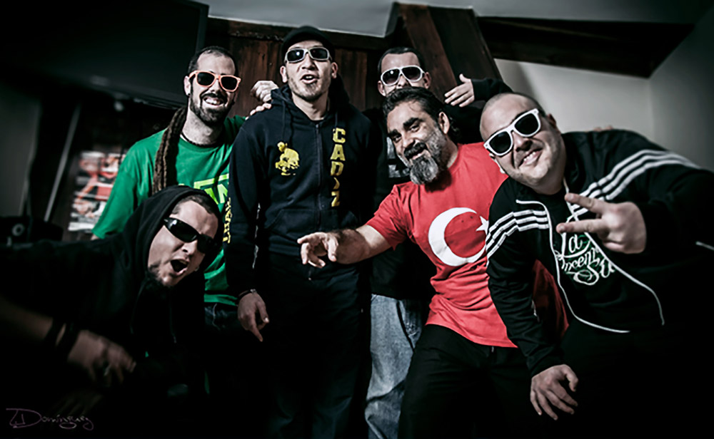 El concierto en Arrebato de la Fundación de Raperos Atípicos de Cádiz cierra este viernes Flamencoff