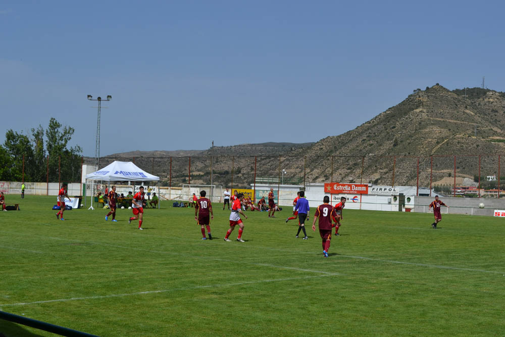 El III Torneo de Fútbol 7 de Mequinensa se disputará los días 6 y 13 de junio