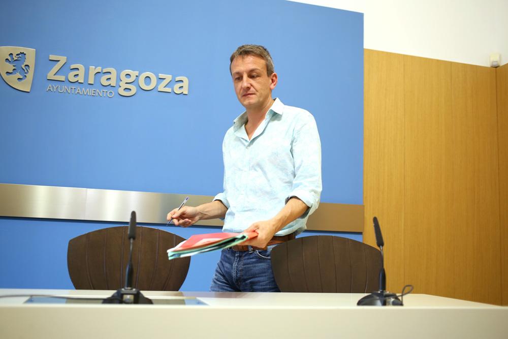 El Gobierno municipal de Zaragoza encarga una auditoría económico-financiera que refleje la situación actual de las cuentas municipales
