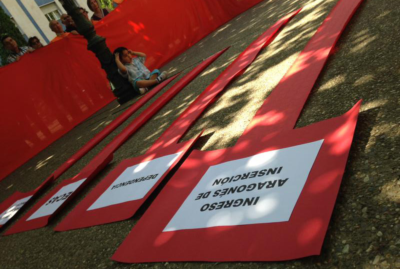"""Marea Naranja marca las """"líneas rojas"""" para """"unos servicios sociales esenciales"""""""
