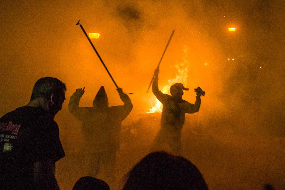 Continúa la XXXI Semana Cultural de la Madalena hacia la Hoguera de San Juan
