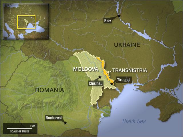 ¿Después de Ucrania, Transnistria?