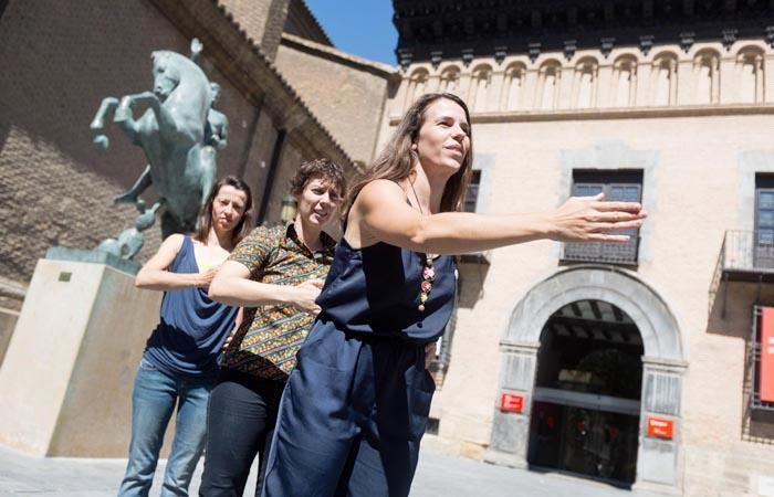"""""""Trayectos 2019"""" programa 20 actuaciones del jueves al sábado por toda Zaragoza"""