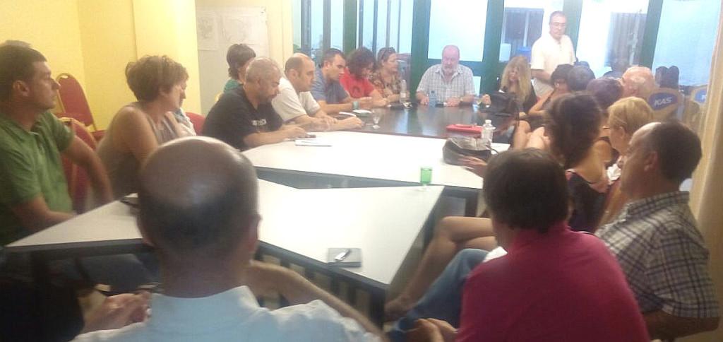 Ahora Huesca en Común, plataforma electoral de unidad popular
