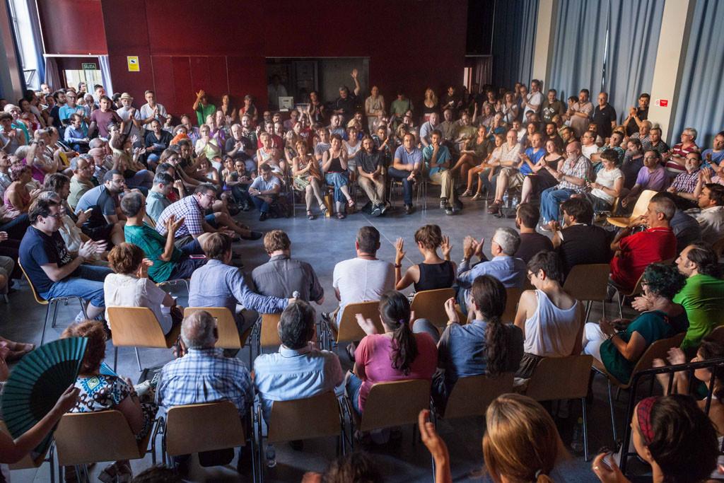 La ciudadanía se vuelca con el proyecto de Ahora Aragón En Común