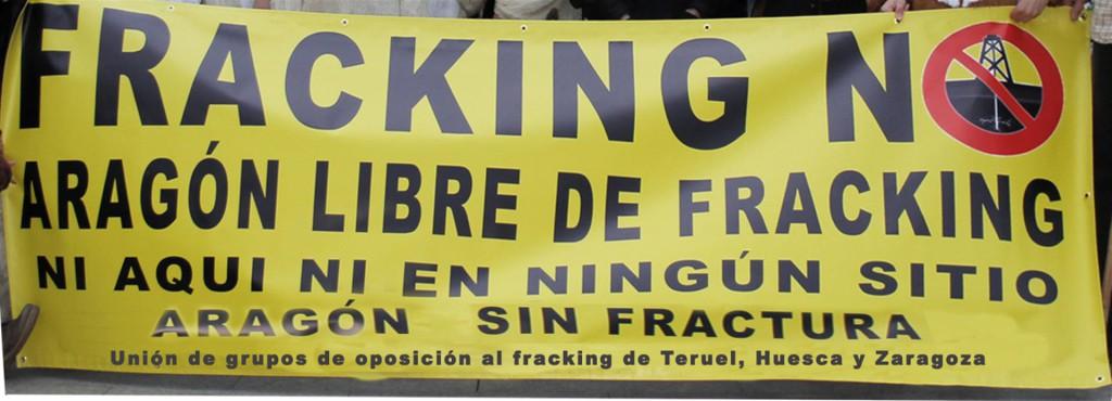 Comparecencia para explicar el proyecto de fracking «Aquiles»
