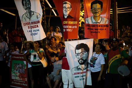 Por tercer año consecutivo, Brasil encabeza ranking mundial de asesinatos de líderes sociales y ambientales