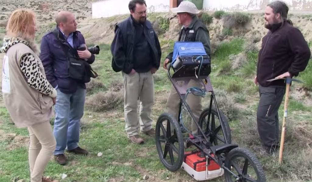 Consiguen la financiación para la exhumación en Velilla de Jiloca