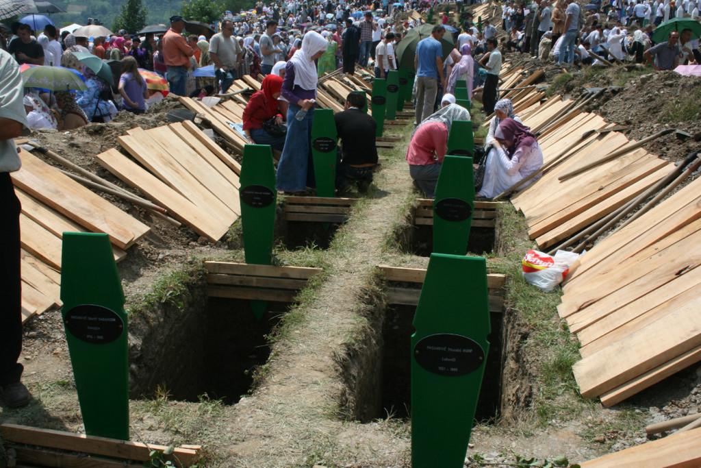 20 años de Srebrenica