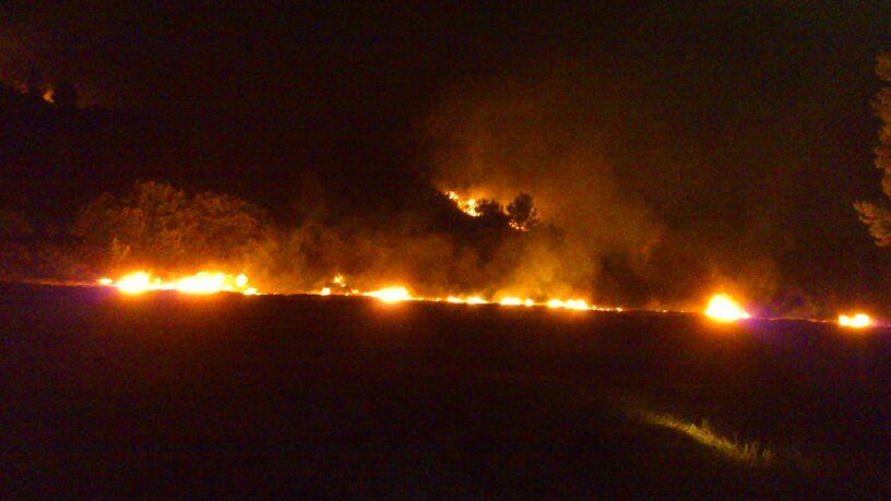 """Preocupación entre las BRIF por """"la nefasta gestión del ministerio"""" en extinción de incendios"""