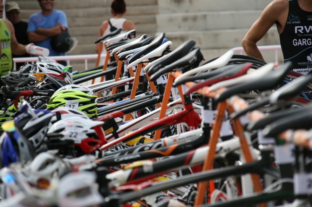 207 triatletas disputarán el sábado el II Triatlón 'Villa de Mequinensa – Tri La Mina' y Campeonato de Aragón de Triatlón Sprint 2015