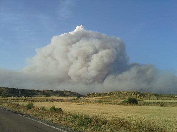 Ecologistas en Acción pide que los incendios forestales dejen de quedar impunes