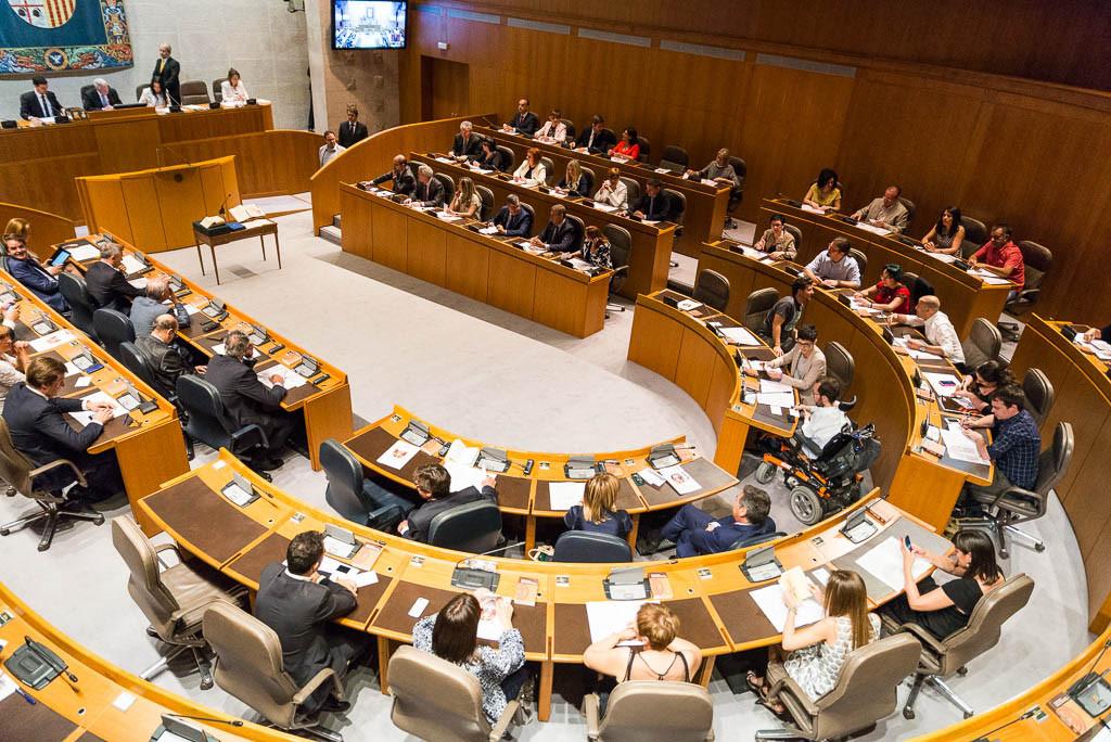 Podemos Aragón pide el impulso de la industria de la reparación y reciclaje dentro de la apuesta por la Economía Circular
