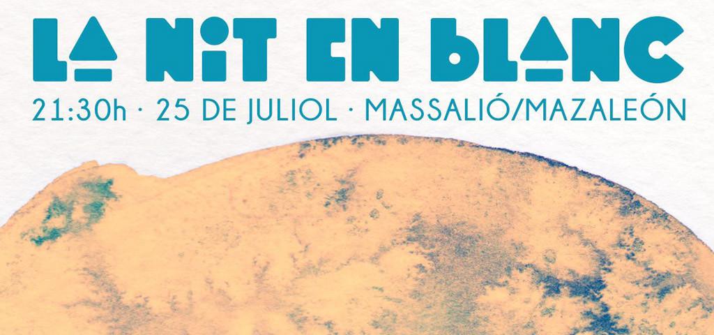 Massalió acull la primera edició de 'La Nit en Blanc'