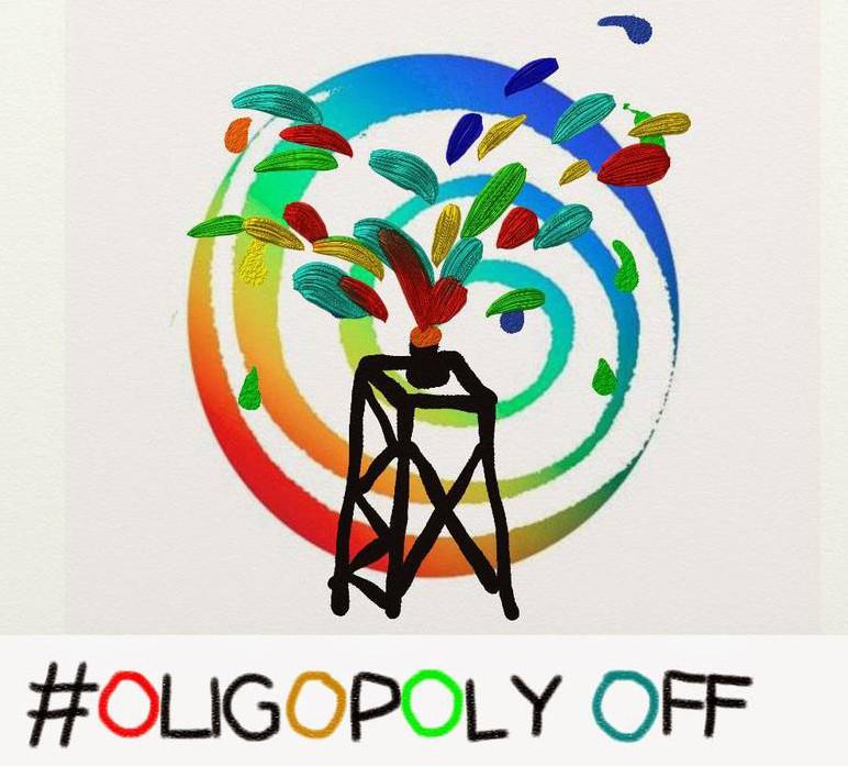 OligopolyOFF en el Centro Cívico Delicias