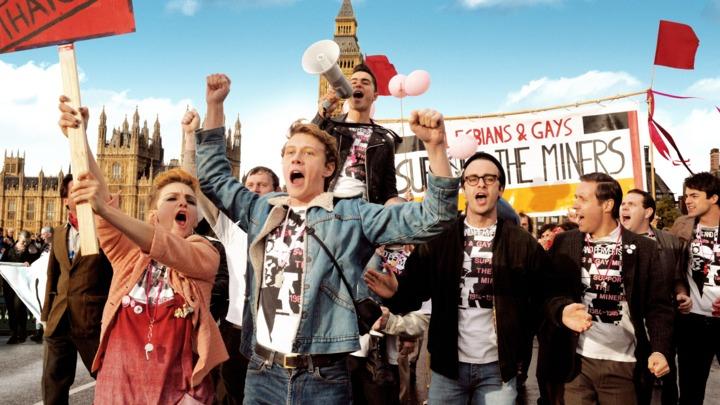 """Pride: """"No pedimos perdón a nadie por ser lesbianas y gays"""""""