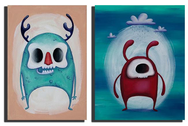Simbiosis acoge este verano la exposición 'Otra dimensión' de Jess Gonzalez