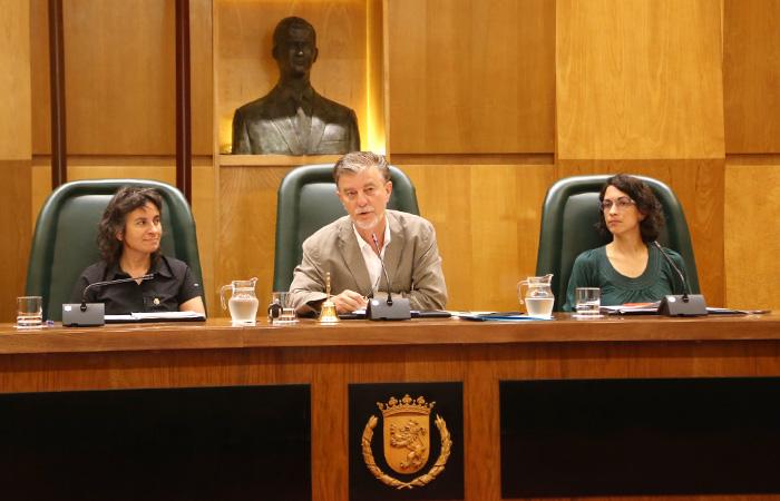 El Debate del Estado de Zaragoza comienza este lunes con el discurso del alcalde Pedro Santisteve
