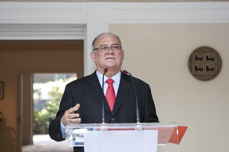 """Embajador venezolano exige que """"cese uso de Venezuela en la política interna de España"""""""