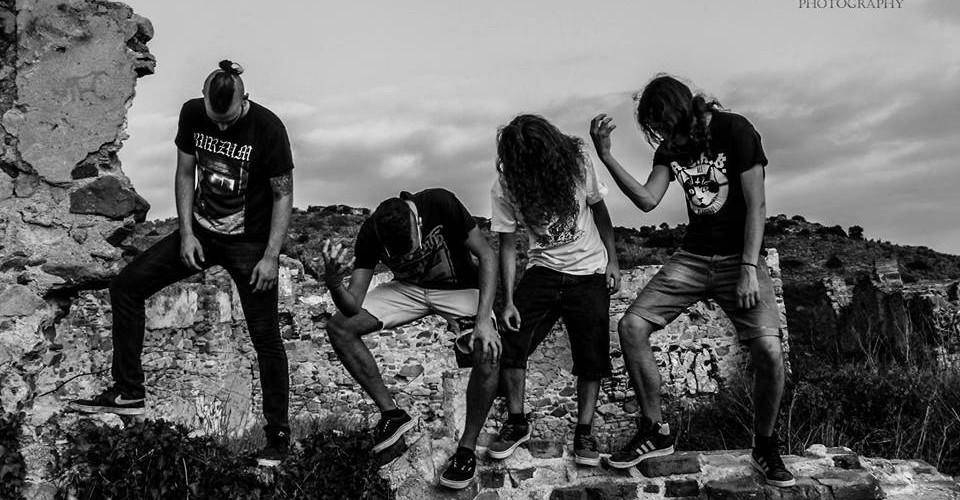 Death, thrash, black y crust hoy en Arrebato con Disgracer y Hellräisers