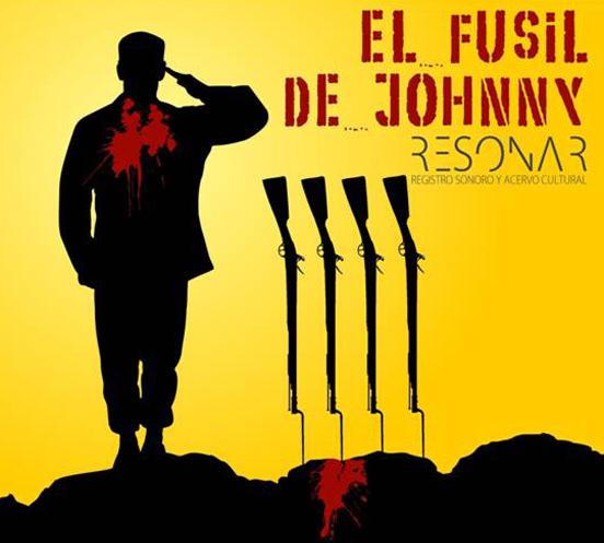 """La versión radiofónica de """"Johnny cogió su fusil"""" se presentará en el XI Festival Internacional de Cine """"22 x don Luis"""" de Calanda"""