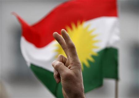 Murales en Teruel en apoyo a la Revolución de Rojava y al pueblo kurdo