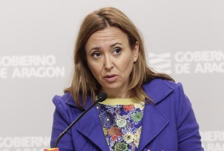 """IU Aragón critica a Mayte Pérez por su """"enfoque neutral"""" de la memoria histórica"""