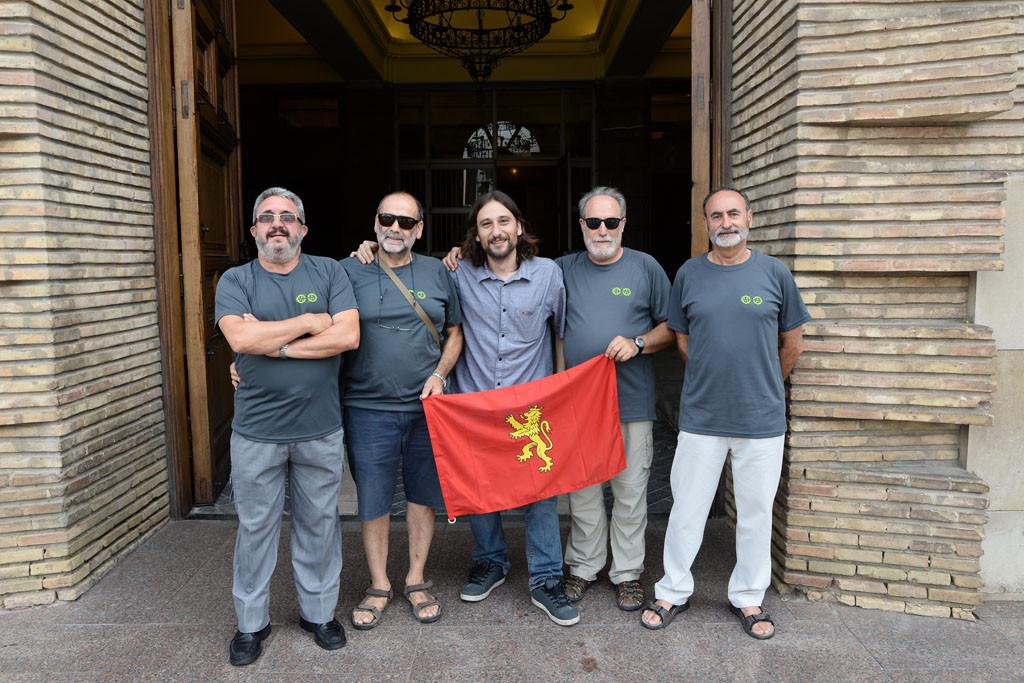 Montañeros aragoneses regresan a los Andes 40 años después