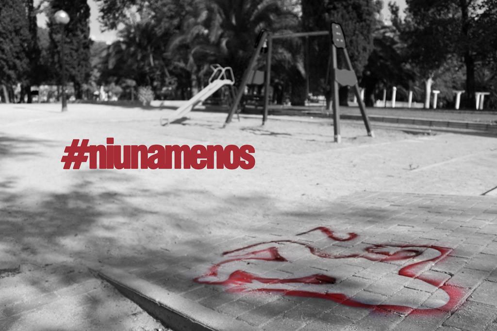 Las calles de Zaragoza recuerdan a las víctimas del feminicidio