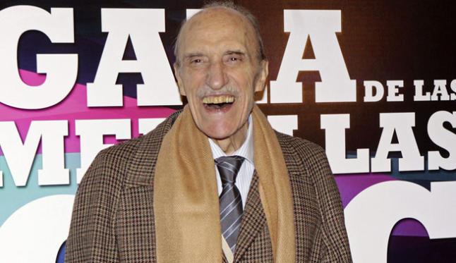 Fallece a los 89 años el actor catalán José Sazatornil 'Saza'