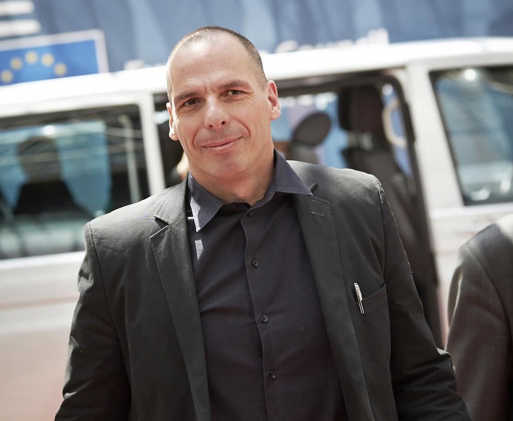 "Varoufakis: ""Ya no soy ministro"""
