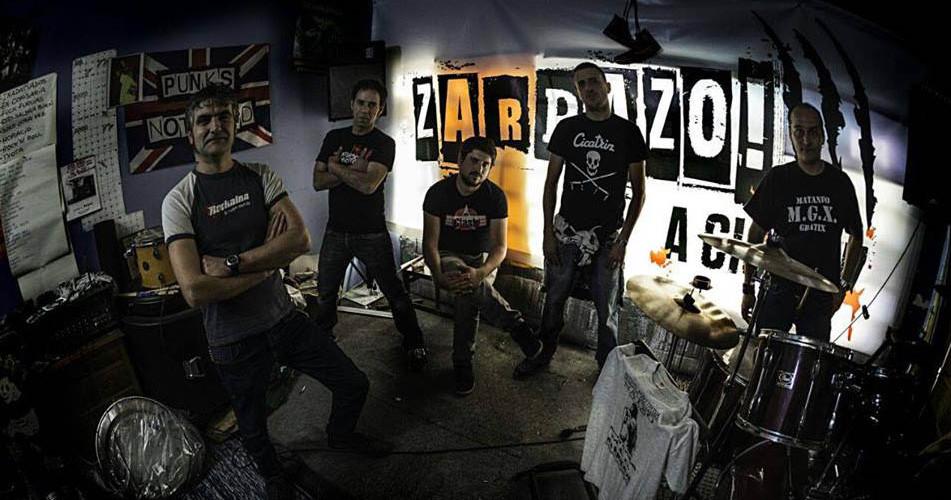 Zaragoza escenario de un homenaje a los Cicatriz con Zarpazo! A Cicatriz