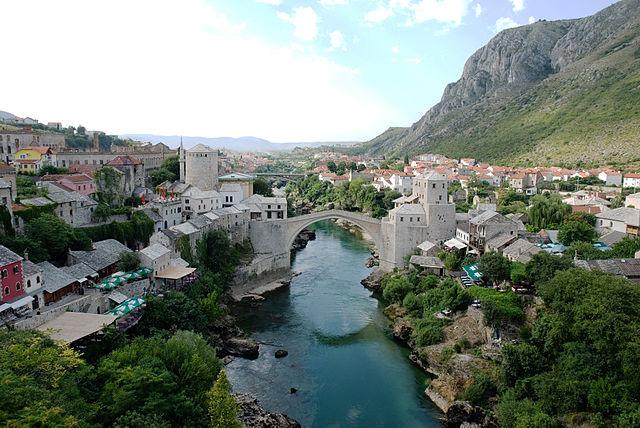 Bosnia Herzegovina, o como vivir en el filo