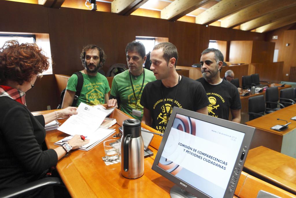 IU reitera su compromiso con las reivindicaciones de la Candidatura Independiente de Sarga