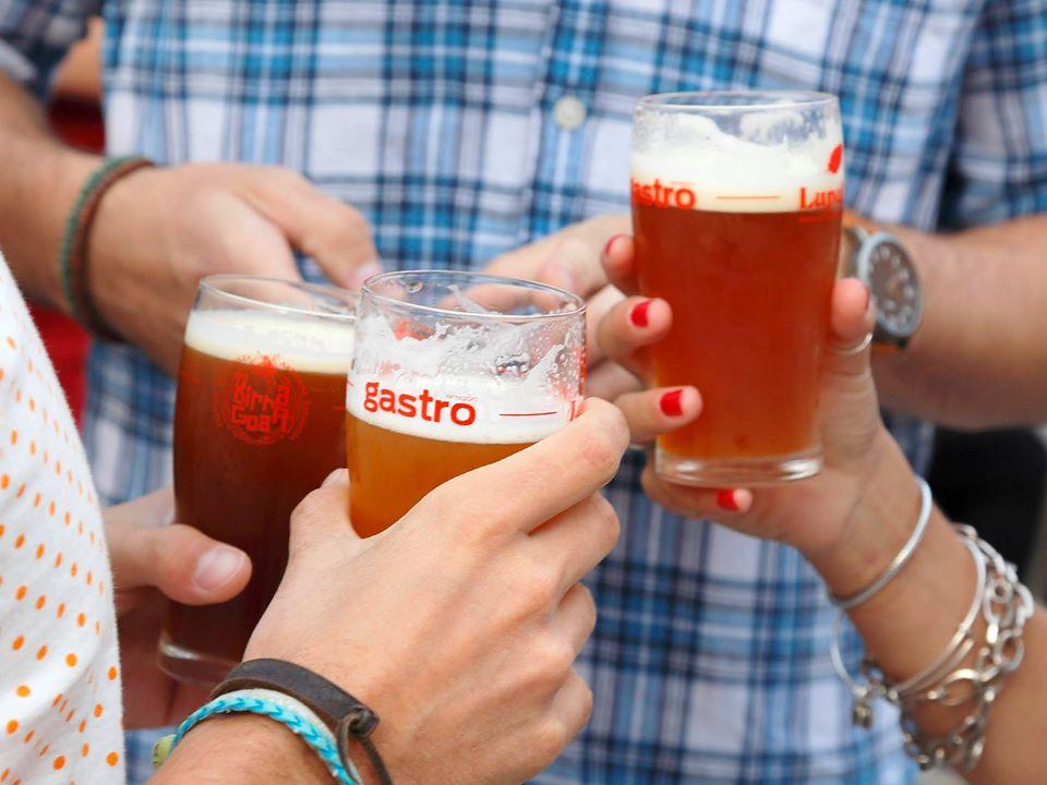 Más de 100 cervezas artesanas se podrán degustar este fin de semana en el Birragoza 2015