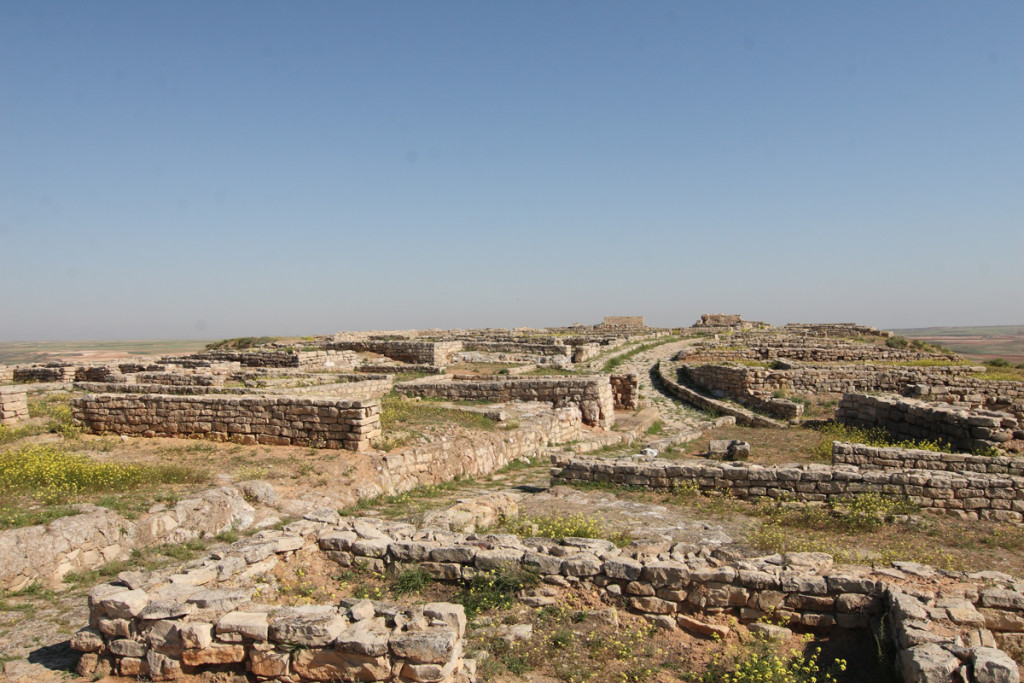 Descubriendo a íberos y romanos en el Baixo Martín