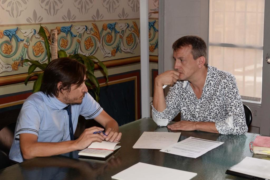 Los responsables de cultura del Ayuntamiento de Zaragoza y el Gobierno de Aragón se reúnen para compartir esfuerzos en la gestión de los próximos años