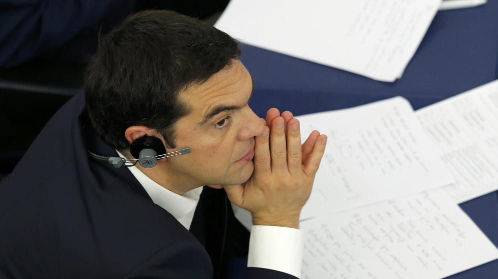 """Tsipras marca como objetivos """"resolver la crisis y cerrar los rescates"""""""