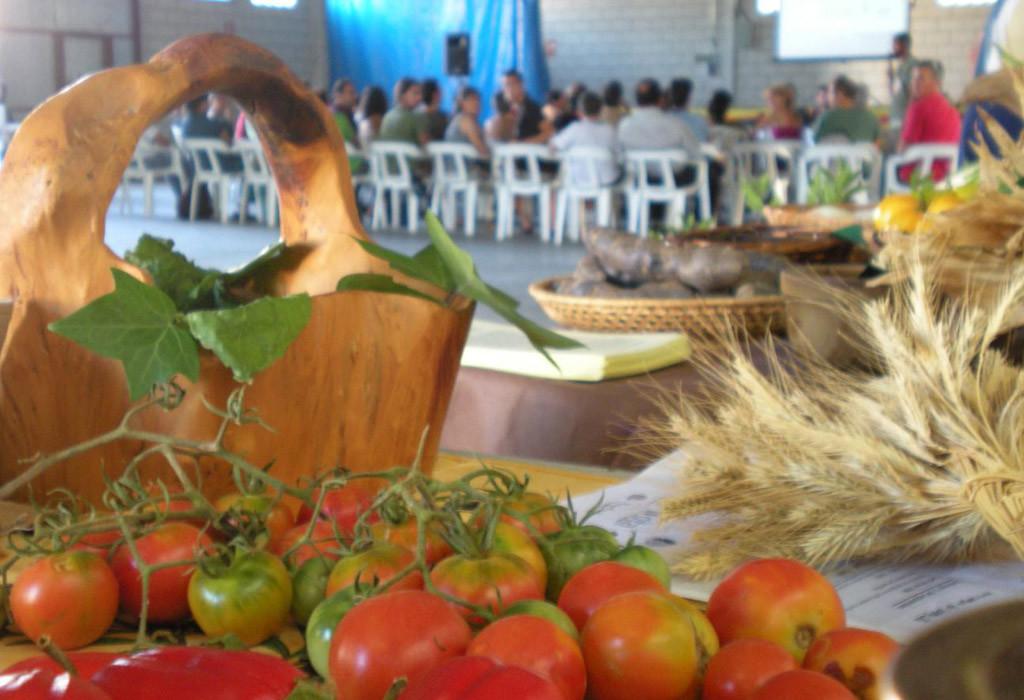 La VIII Feria Aragonesa de la Biodiversidad Agrícola se celebra este año en la localidad oscense de Embún