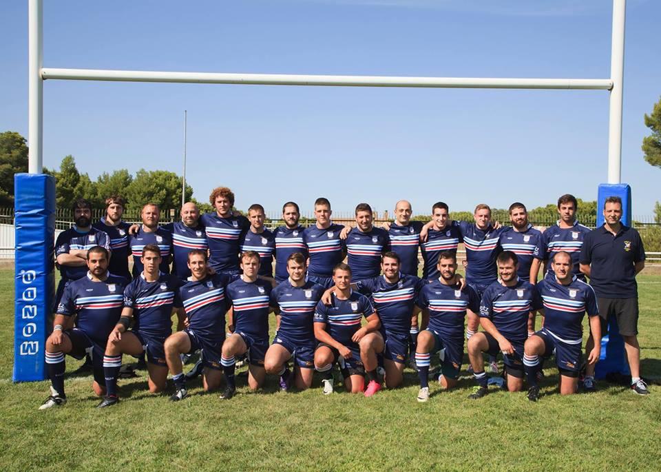 El Fénix Club de Rugby se estrena en Vila Joiosa