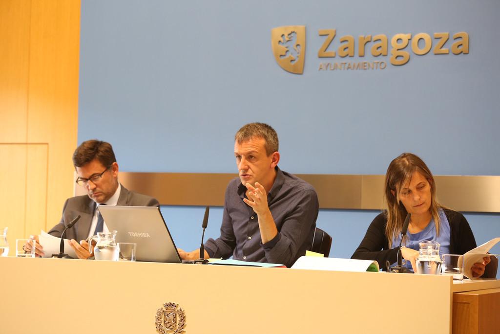 La auditoría financiera interna del Ayuntamiento de Zaragoza desvela una deuda oculta de 110 millones de euros en 2015