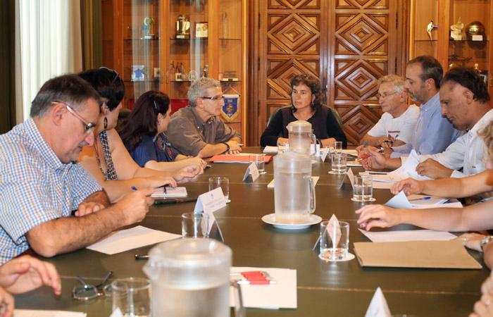 El Ayuntamiento de Zaragoza pone a disposición todos los recursos disponibles ante la llegada de refugiados