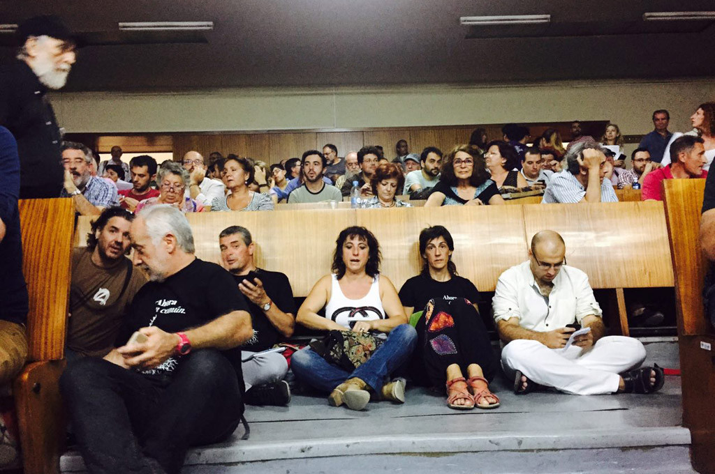 Ahora Aragón en Común avanza hacia la confluencia electoral