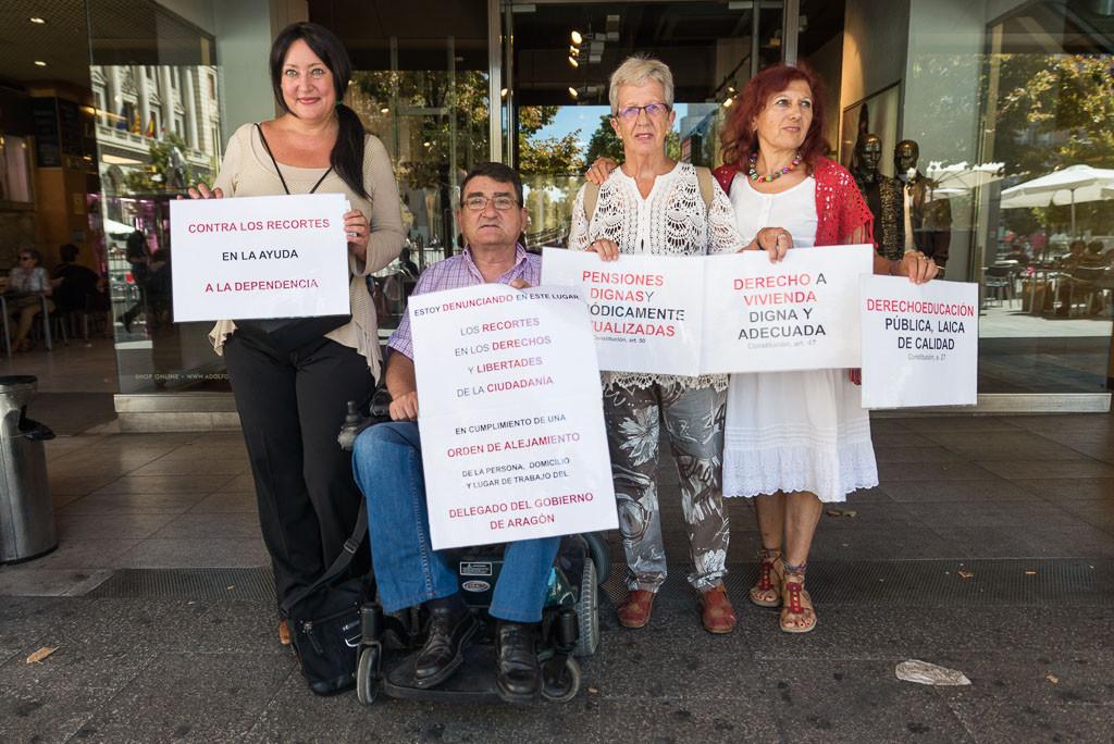 Antonio Aramayona retoma sus reivindicaciones