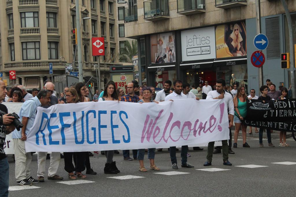 Estrategia coordinada entre Ayuntamiento de Zaragoza y Gobierno de Aragón para abordar la acogida de refugiados
