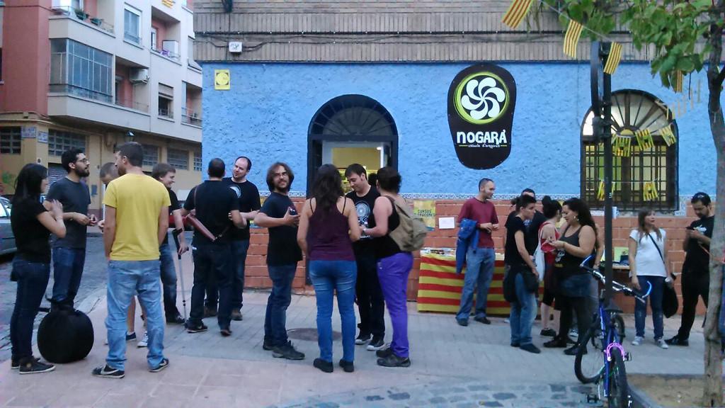 La asociación cultural Nogará-Religada organiza sus 'XXIV Chornadas por as luengas d'Aragón'